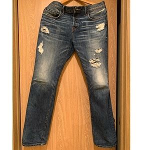 Abercrombie & Fitch Slim Straight Jeans